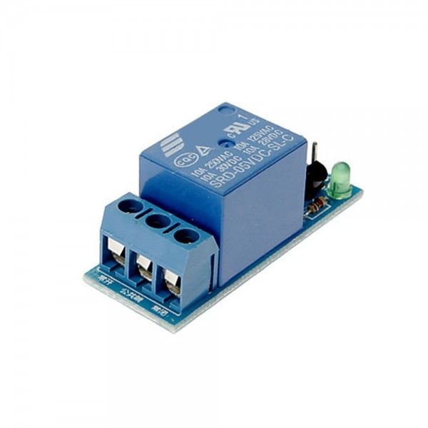 5V 1 Channel Relay Board Module Optocoupler LED For Arduino PIC ARM AVR.ZIMAP2